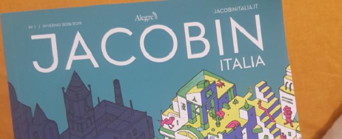 Jacobin è arrivato in Italia. E io, da vero giacobino, ne sono felicissimo