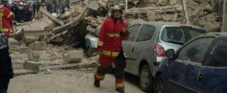 Marsiglia, crollano due palazzi in centro: due feriti. In uno vivevano 10 famiglie