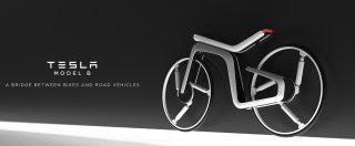 """Tesla potrebbe produrre una bicicletta elettrica. Non un """"banale"""" modello a pedali ma una vera rivoluzione!"""