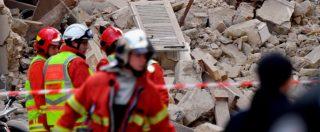 """Marsiglia, 4 morti tra macerie dei palazzi crollati. In serata estratta una donna. Farnesina: """"30enne italiana tra i dispersi"""""""