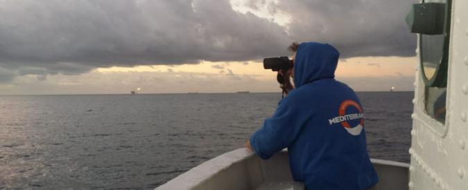 Diario dalla Mediterranea / Zona Sar Libia – Ho giurato da medico di aiutare chi soffre. Perciò sono qui