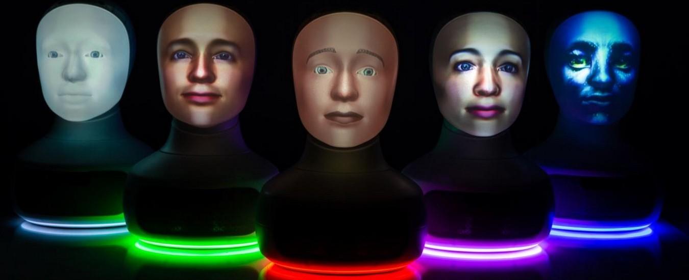 L'intelligenza artificiale forse non ha cuore ma un volto sì: il vostro. Furhat ascolta, risponde e si può personalizzare