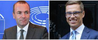 """Elezioni europee 2019, oggi il Ppe sceglie il suo candidato: Weber favorito su Stubb E avverte Orban: """"Ue fondata sui diritti"""""""