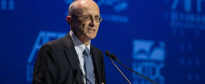 Banche, Andrea Enria indicato dal direttivo della Banca centrale europea come nuovo presidente della Vigilanza