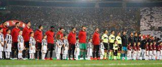 Supercoppa Juve-Milan, figuratevi se non giocano a Gedda. Di fronte ai soldi lo sport chiude gli occhi