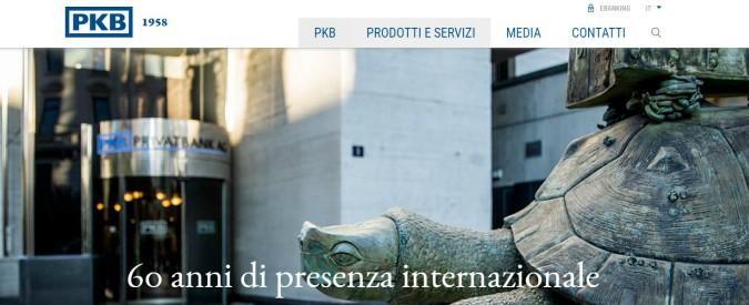 """Frode fiscale, indagati 18 manager di Privat Kredit Bank: """"Duecento clienti italiani hanno nascosto soldi a Lugano"""""""