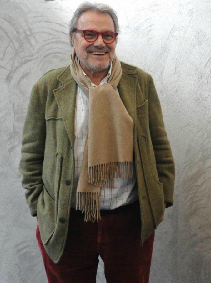 """Luciano Zazzeri morto, Oliviero Toscani: """"Ero da lui la sera prima del suo suicidio"""""""