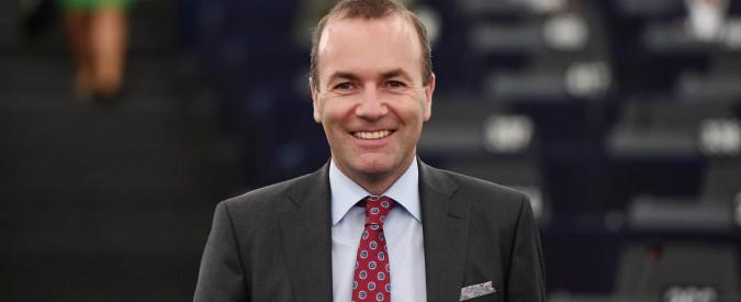 """Elezioni Europee 2019, Manfred Weber sarà il candidato del Ppe: """"Avremo la maggioranza all'europarlamento"""""""