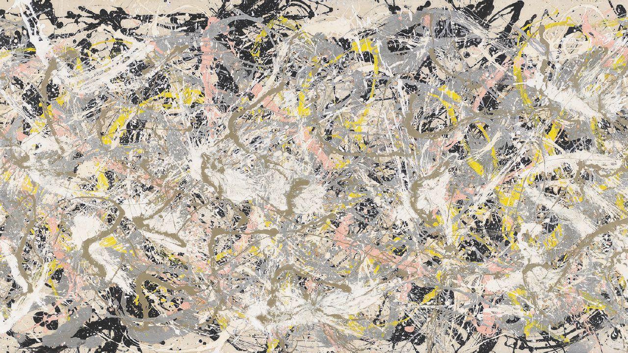 "Pollock & C. Generazione di ""irascibili"""