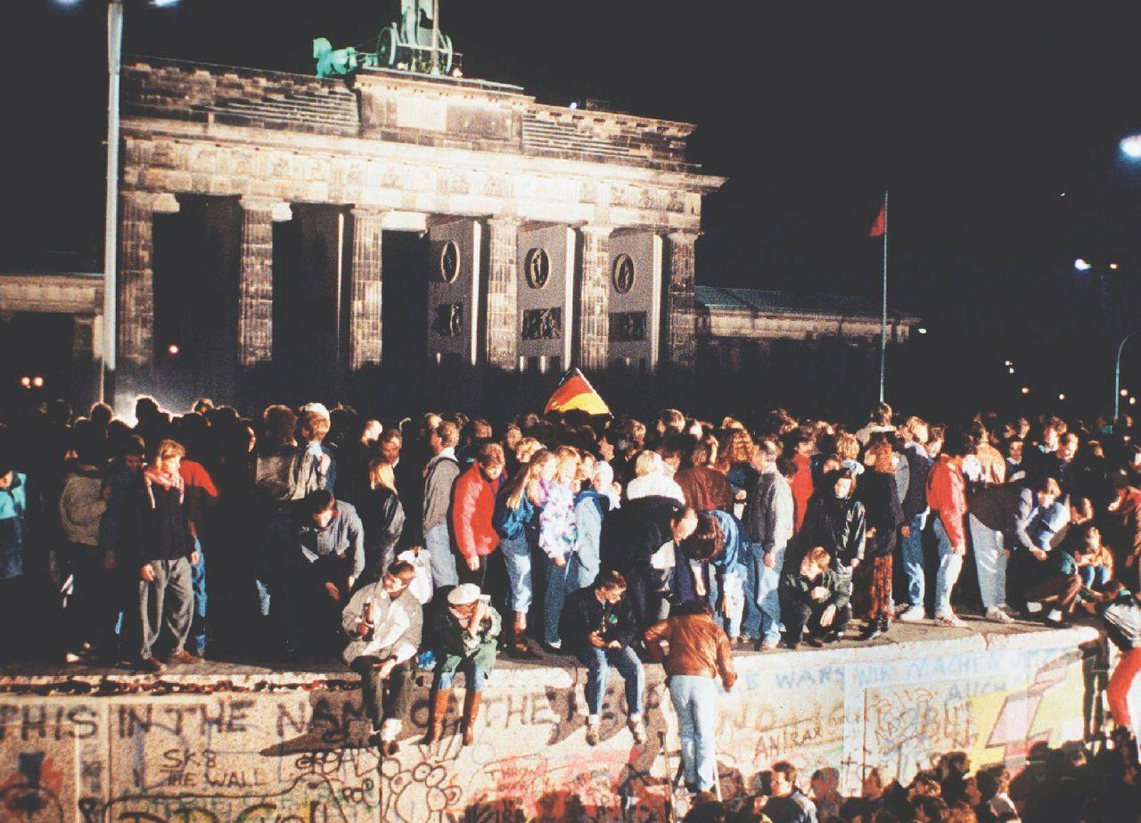 La lezione di Berlino: i muri non sono mai la soluzione