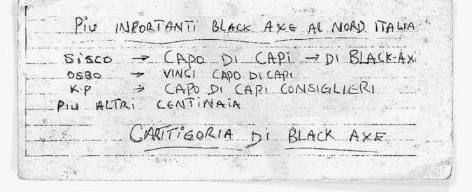 """Mafia nigeriana, iniziazione segreta e violenza: a Palermo parla il """"Buscetta nero"""". Su FqMillenniuM in edicola"""