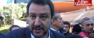 """Prescrizione, Salvini: """"Non ci sarà senza la riforma del processo penale"""""""