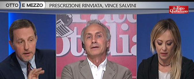"""7fceb3d7bb Travaglio vs Giannini: """"Di Maio? Ha fatto in 5 mesi più lui che Salvini"""".  """"Sono tutti titoli tranne decreto dignità"""" - Il Fatto Quotidiano"""