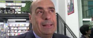 """Regione Lazio, l'opposizione fa marcia indietro sulla sfiducia a Zingaretti: """"Inutile andare in Consiglio"""""""