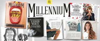 """Fq Millennium, un altro premio giornalistico al reportage sul """"servizio segreto"""" contro i matrimoni combinati"""