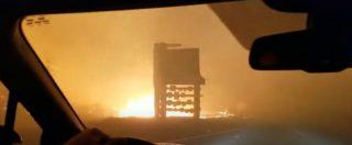 Incendi California, 9 morti. Evacuate Paradise e Malibù, il governatore dichiara lo stato d'emergenza