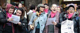 """No Pillon, la piazza di Bologna contro il ddl. Casa delle donne: """"Ostacola la denuncia delle violenze in famiglia"""""""