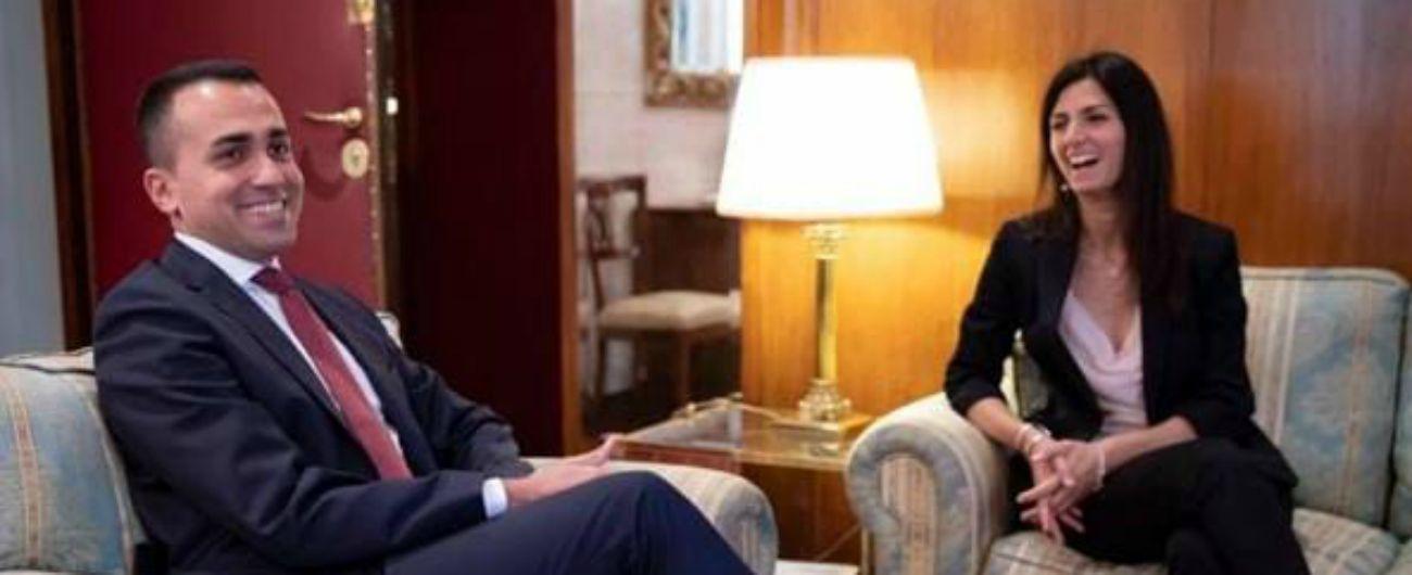 """Raggi assolta, Di Maio ringrazia anche i pm: """"Hanno fatto il loro dovere"""". E se la prende con i giornalisti: """"Massacrata"""""""
