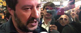 """Raggi, Salvini: """"Assoluzione è buona notizia, la giudicheranno i cittadini. Roma ha problemi evidenti"""""""