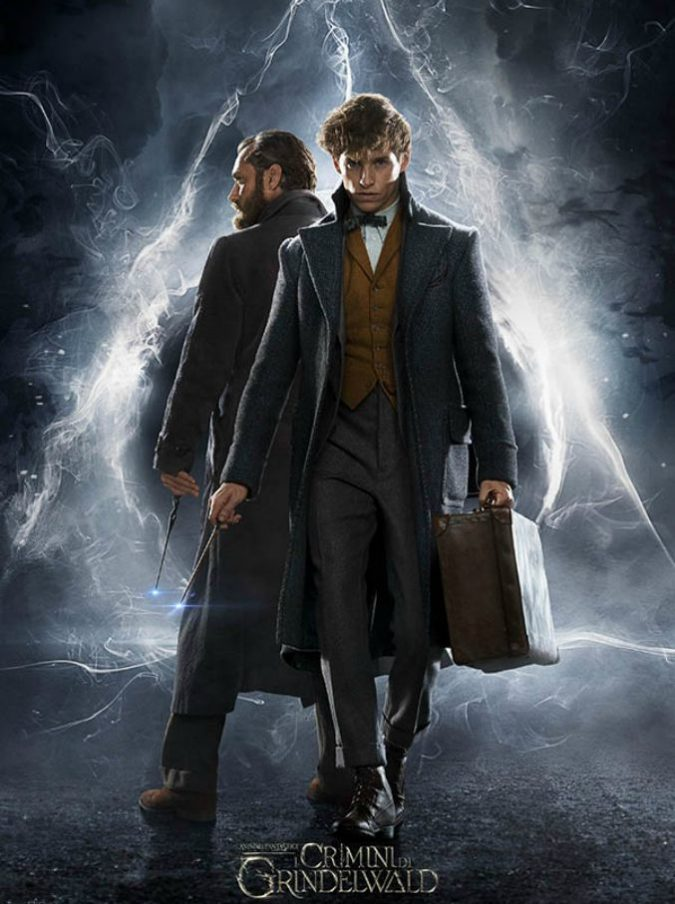 Animali fantastici – I crimini di Grindelwald, J.K.Rowling è ancora lì: carta, penna e calamaio magico