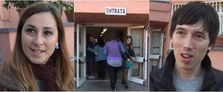"""Referendum Atac Roma, vox ai seggi: """"Votato no, servizio deve rimanere pubblico"""", """"Sì competizione migliorerà la qualità"""""""