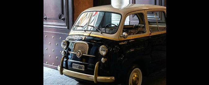 Fiat 600 Multipla, Lapo Elkann la elettrizza e la veste di Barocco – FOTO