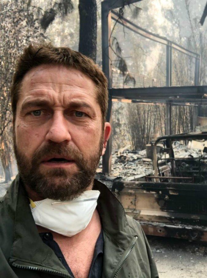 Da Gerard Butler a Miley Cyrus fino a Orlando Bloom: anche le star colpite dagli incendi in California
