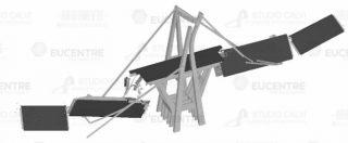Ponte Morandi, il crollo in una nuova simulazione: la possibile sequenza del collasso secondo dopo secondo
