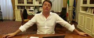 """Tragica profezia di Renzi il giorno prima del voto: """"Salvini si scioglierà velocemente, conto alla rovescia iniziato"""""""
