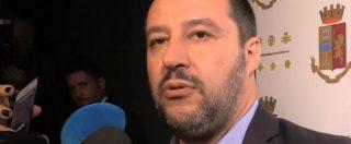 """Conflitto d'interessi, Salvini: """"Non è una mia priorità"""". E parla di calcio giovanile: """"Domani incontro rappresentante arbitri"""""""