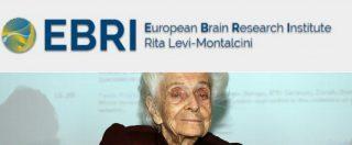 """Manovra, niente fondi all'Istituto Ebri fondato da Montalcini: """"Rischio chiusura"""". Governo: """"Ci sarà emendamento"""""""