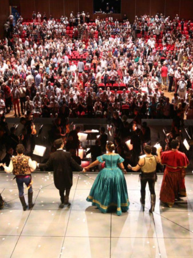 """Gioachino Rossini, il presidente del Festival dei record: """"Ha cambiato il gusto dell'epoca con musica popolare: lo fanno solo i giganti"""""""