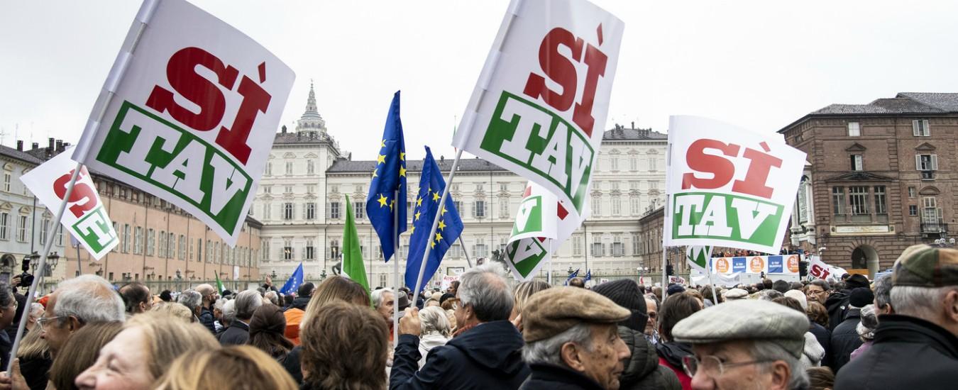 """Tav, il movimento del Sì torna in piazza il 12 gennaio. Chiamparino: """"Ci sarò, governo continua a rinviare decisione"""""""