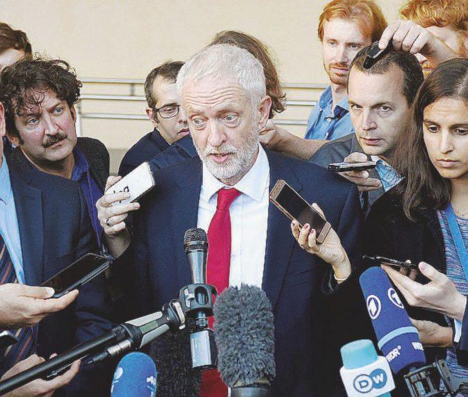 Brexit e la strategia kamikaze di Corbyn