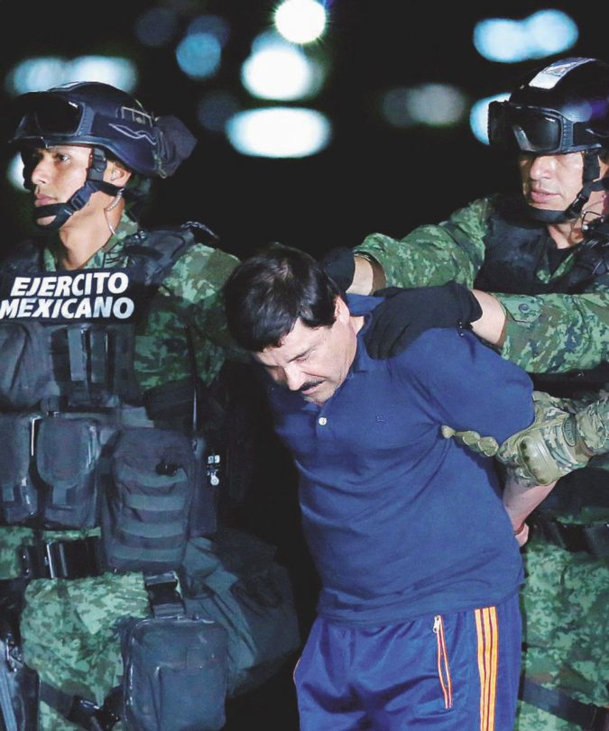 El Chapo e i suoi fratelli: un boss in galera non basta