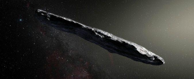 Oumuamua sta arrivando. Come comportarsi in caso d'invasione aliena