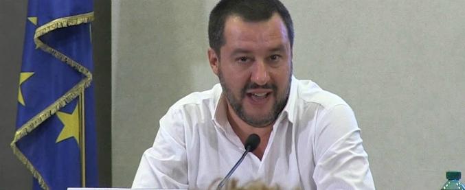 """Manovra, Salvini: """"Se l'Ue mette sanzioni ha capito male, noi non usciamo dall'euro. Le stime del Fmi? Sono bufale"""""""