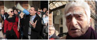 """Attacchi alla stampa, Bruno Segre: """"Soffia vento di destra e la gente non lo percepisce. Chiediamo rispetto del vivere civile"""""""