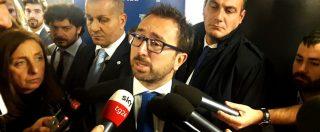 """Conflitto d'interessi, Bonafede: """"È nel contratto di governo, ma sui tempi non so darvi dettagli"""""""