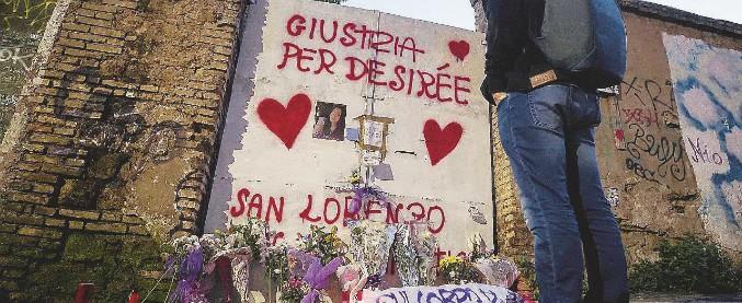 Desirée Mariottini, il tribunale del Riesame annulla l'accusa omicidio volontario per due arrestati