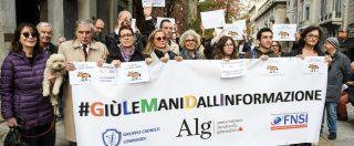Agcom: 'Attacco stampa lede pluralismo'. Di Maio: 'Dittatura? Chi parla epurò Biagi'. Ma Conte: 'A volte parole eccessive'