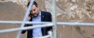 """Denunciata per aver gridato """"buffone"""" a Salvini: interrogazione dei senatori Pd"""