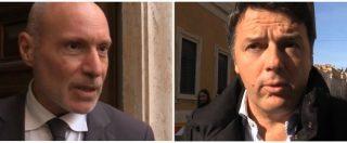 De Falco: 'Base del M5s con me. Espulsione? Manca accusa'. Renzi: 'Il condono è una schifezza, i lettori del Fatto lo sanno'