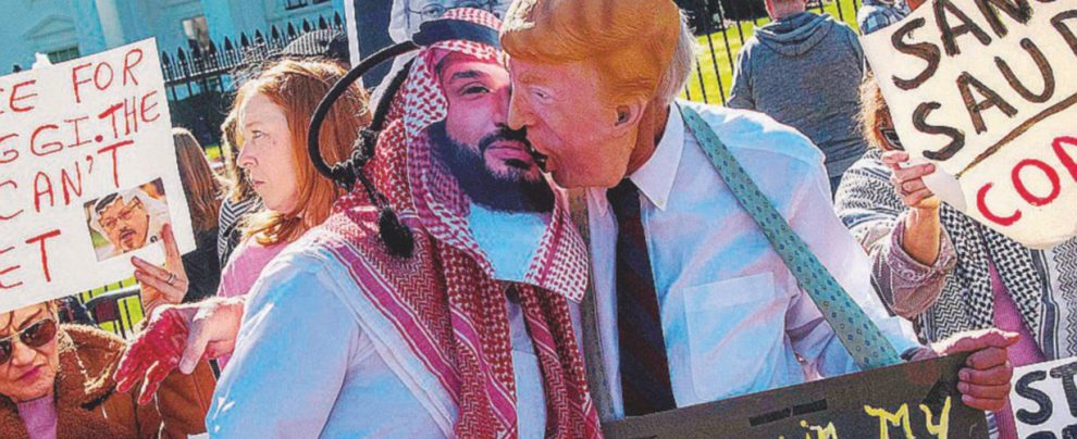 "Khashoggi, la Casa Bianca ""assolve"" il principe Salman"