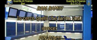 """Mafie e gioco online, l'intercettazione: """"Tu cerchi quelli che fanno 'bam, bam', io quelli che fanno 'pin, pin', che cliccano"""""""