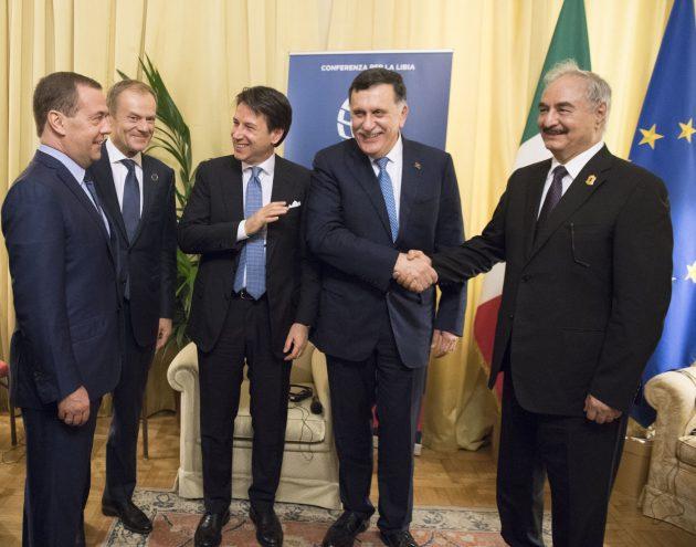 Conferenza Palermo, un successo o 'una sceneggiata'? Viene i