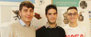 Napoli, tre studenti in finale al concorso di robotica del Mit. Tg3, Di Maio e Casellati propongono di pagare il viaggio