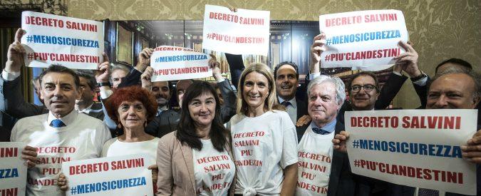 Il decreto (in)sicurezza di Salvini è paradossale. E cancella la dignità umana