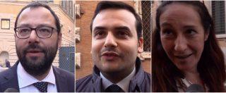 M5S, Patuanelli: 'Dissidenti? Riflettere sulla permanenza nel progetto'. Sibilia: 'Vanno contro la linea in modo pretestuoso'