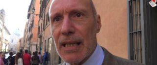 """Dl Genova, De Falco non vota (per sbaglio): """"Non avrei partecipato comunque. M5s smentisca voci sulle espulsioni"""""""
